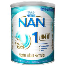 NAN- HMO-1 Stater Infant Formula With Iron 400g