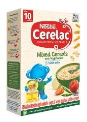 Cerelac Infant Cereals and Vegetables with Milk 250g