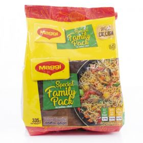 Maggi Noodles Special Family Pack 335g