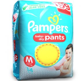 Pampers Large Size 12 Baby Dry Pants